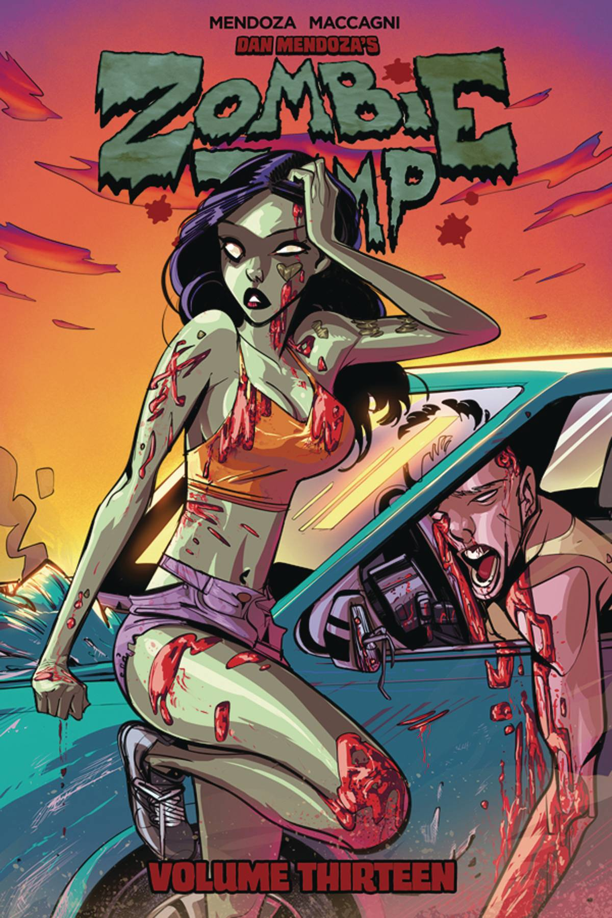 ZOMBIE TRAMP TP VOL 13 BROTHEL | The Dark Side | Comics & Games | Sarasota,  FL