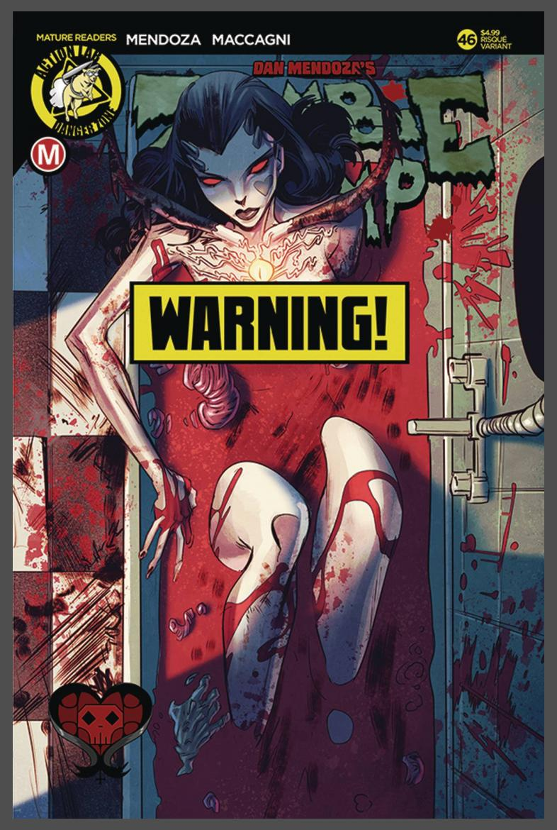 Modern Age (1992-now) Zombie Tramp #31 Celor Risque Variant Set